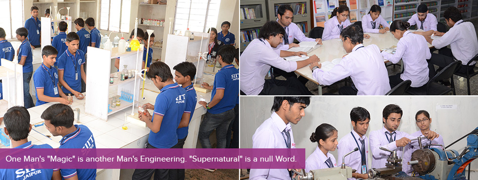 SIIT Jaipur - Best Engineering College
